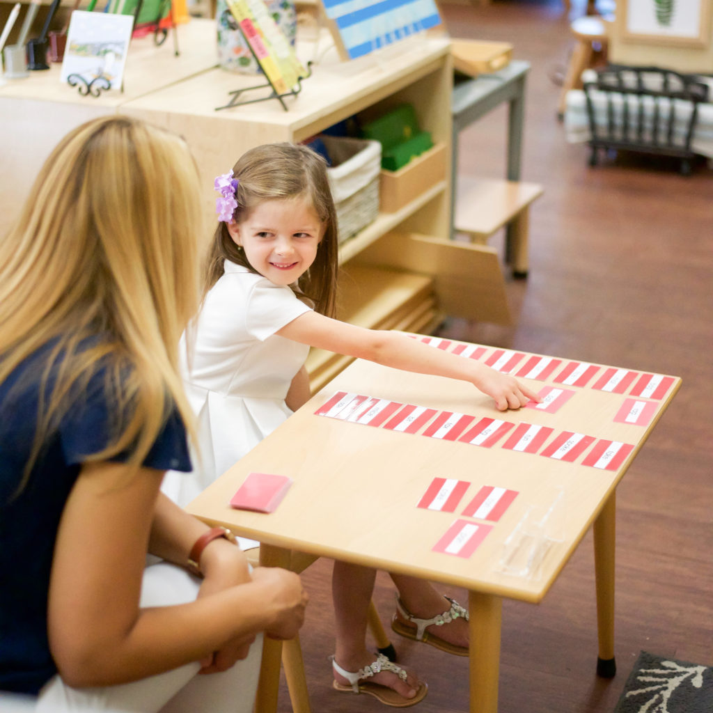 Serving the Dyslexic Child in the Montessori Environment